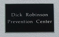 Dick Robinson Prevention Center