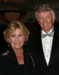 Dick and Sally Robinson - the American Heart Association